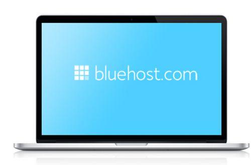 BlueHost主机根目录