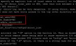 修改FTP配置文件