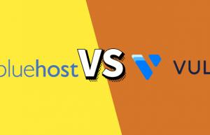 BlueHost与Vultr
