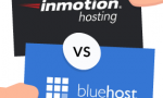 BlueHost和InMotionHosting