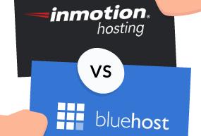 BlueHost和InMotionHosting