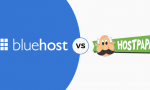 BlueHost和HostPapa